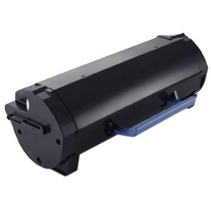Picture of Dell 1V7V7 High Yield Black Original Toner Cartridge (B2360/3460dn Laser Toner)
