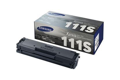 Picture of Samsung MLT-D111S Black Original Toner Cartridge (MLT-D111S/ELS Laser Toner)