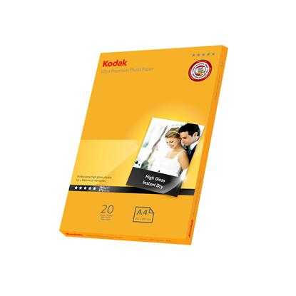 Picture of KODAK Ultra Premium A4 Photo Gloss Paper 280g x20
