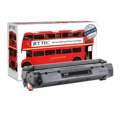 Picture of Jet Tec Recycled Canon Cartridge T Black Toner Cartridge