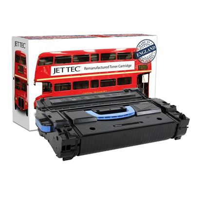 Picture of Jet Tec Recycled HP 43X High Yield Black (C8543X) Toner Cartridge