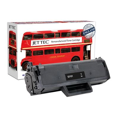 Picture of Jet Tec Recycled Samsung MLT-D101S Black Toner Cartridge
