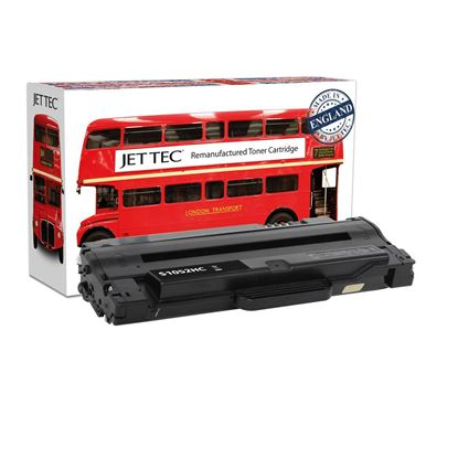 Picture of Jet Tec Recycled Samsung MLT-D1052L High Yield Black Toner Cartridge