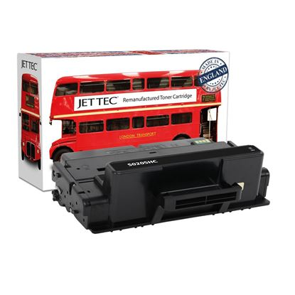Picture of Jet Tec Recycled Samsung MLT-D205L High Yield Black Toner Cartridge