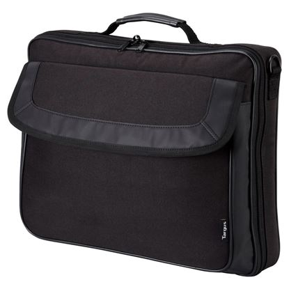 """Picture of Targus Classic 15.6"""" Clamshell Laptop Bag"""