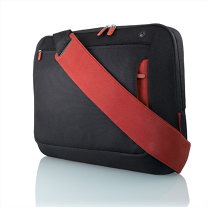 """Picture of Belkin 15.6"""" Jet Cabernet Notebook Messenger Bag"""