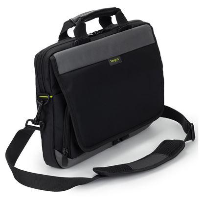"Picture of Targus CityGear 14"" Slim Topload Black Laptop Case"