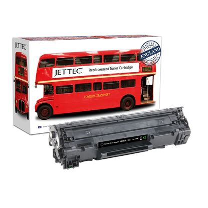 Picture of Jet Tec Recycled HP 83A Black (CF283A) Toner Cartridge