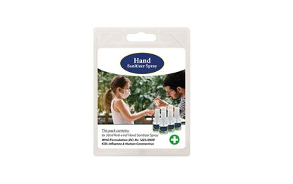 Picture of Jet Tec Hand Sanitizer 180ml Pack